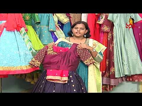 Traditional Lehengas , Designer Croptops Collections | Fashion Trends | Navya | Vanitha TV