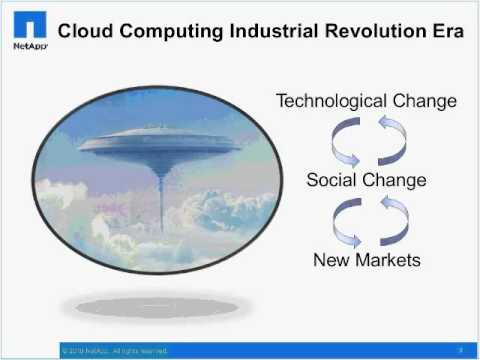 """Economies of Cloud Scale Infrastructure"""