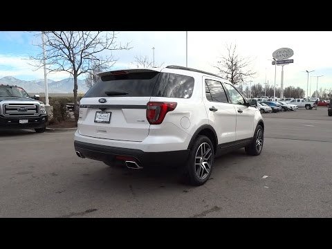 2017 Ford Explorer Salt Lake City, Murray, South Jordan, West Valley City, West Jordan, UT 40346