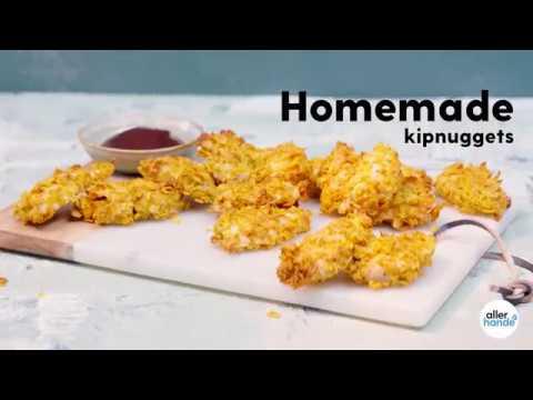 Homemade kipnuggets - Allerhande