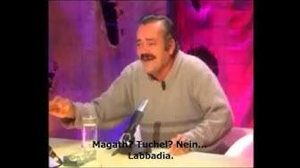 """DER ORIGINAL #HSVMANN TEIL 3 - """"Labbadia und der Landwirt""""."""