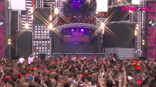 Wildstylez (DJ-set) | SLAM!Koningsdag 2014