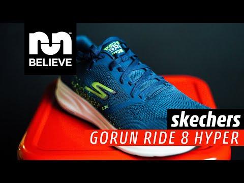Skechers GOrun Ride 8 Hyper Review YouTube