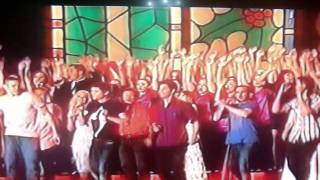 Carols In The Domain 2010 Ending