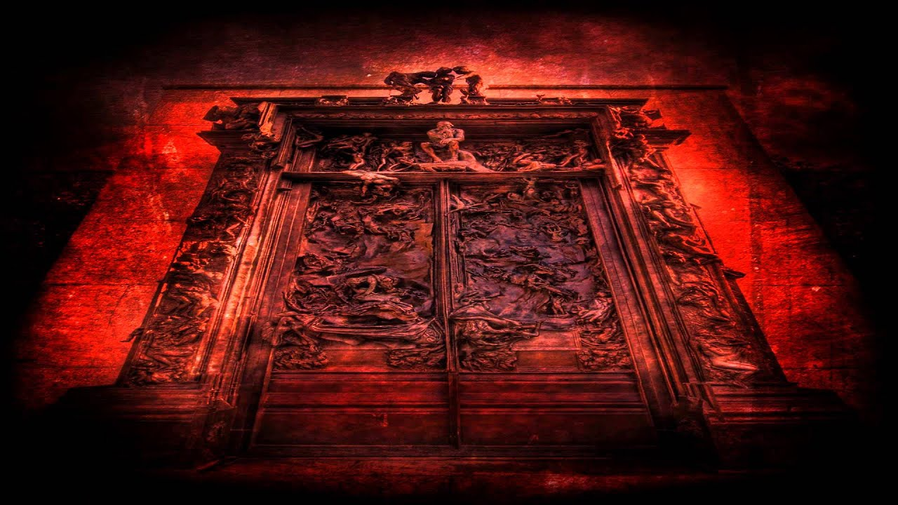 Las 7 puertas al infierno youtube for 9 puertas del infierno