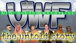 UWF Mid South Wrestling | The Untold Story | Wrestling Territories Documentary 10/50