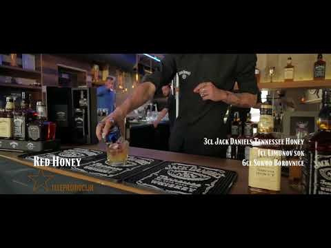 Jack Daniel's Honey TV Star Montenegro