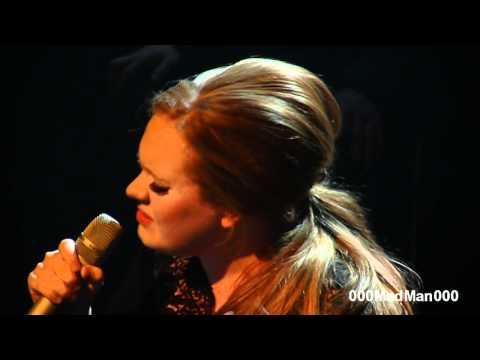 Adele - 04. Turning Tables - Full Paris Live Concert HD at La Cigale (4 Apr 2011)