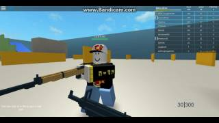 ONLY KNIKE PEOPLE MLG MODE:ROBLOX GUN GAME