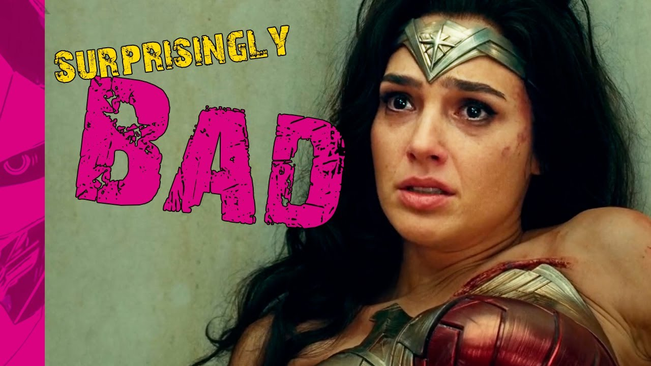 Wonder Woman 1984 is Surprisingly Bad