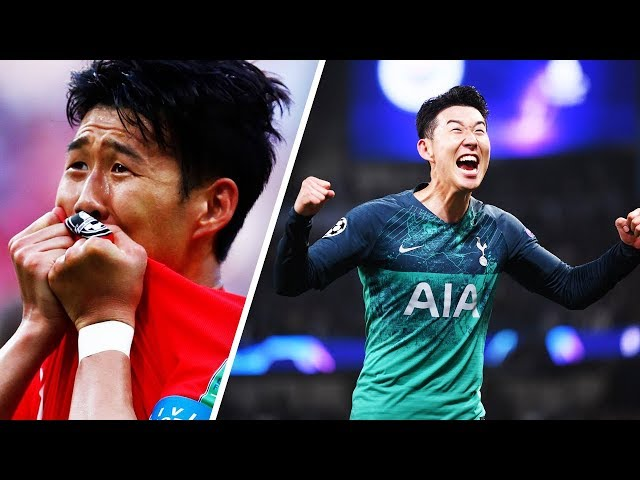 Why Son is the best Asian player ever - Oh My Goal