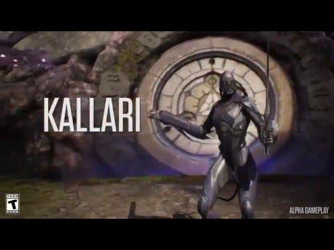 видео: Парагон Каллари (kallari) - Способности и Как получить доступ на альфа тест