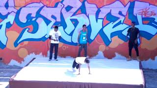 You Got Served Zambia Dance Competition:Judges showcase freestyle hiphop