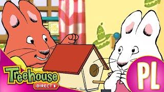 Maks i Ruby: Ruby tęczy / Dom ćwierkać Dom / Maksa Baba - Ep.46