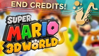 "Credit Roll (From ""Super Mario 3D World"") Jazz Big Band Game Cover"