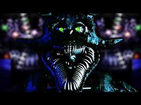 NIGHTMARE FOXY 2.0 ATTACKS!     Five Nights at Freddys Nightmare Nights (Demo)