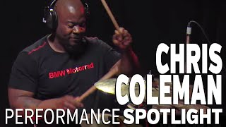 Chris Coleman, Performance Spotlight: Part 4 (WITH METRONOME)