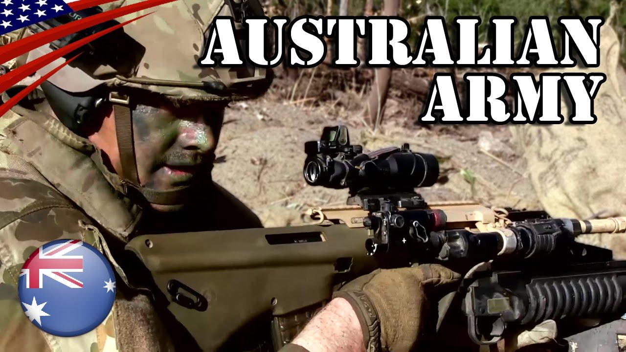 オーストラリア陸軍