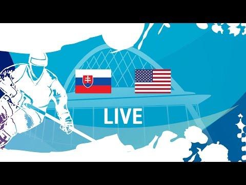 Slovakia - USA | Full Game | #IIHFWorlds 2017