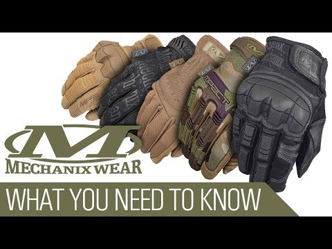 Mechanix Tactical Gloves - WHAT YOU NEED TO KNOW - Official Badlands Paintball