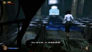 Bioshock Infinite Create An Ice Bridge and Get to the Tram Station