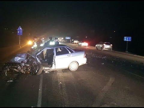 Два человека погибли в ДТП на трассе Минводы - Кисловодск