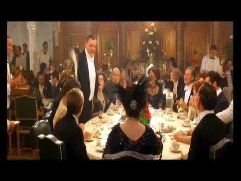 Titanic Dining Room Scene
