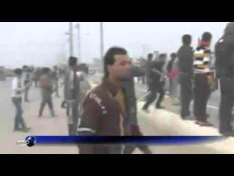 Iraq's Fallujah falls to Qaeda linked fighters   Watch the video