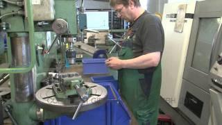Hegra Maschinenbau GmbH (Unternehmensfilm)