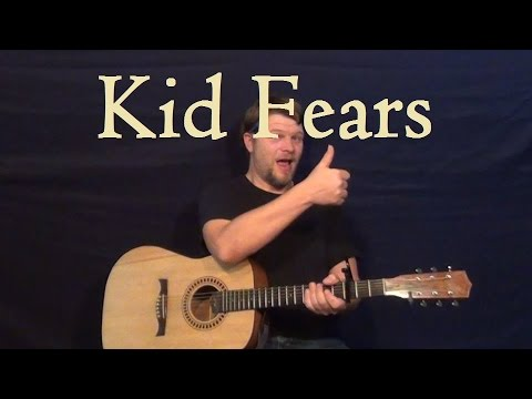 Kid Fears Indigo Girls Guitar Lesson Easy Strum Chord Lick How