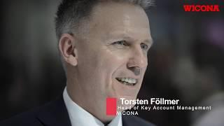 WICONA Bau München 2019 Interviews 04 Torsten Föllmer