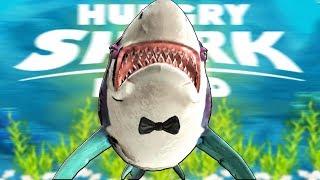 СРАЖЕНИЯ ЗА БОЛЬШУЮ БЕЛУЮ АКУЛУ, АКУЛА МОНСТР!   Hungry Shark World