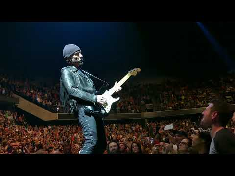 """U2 """"Pride (In the Name of Love)"""" (4K, Live, HQ Audio) / Omaha / May 19th, 2018"""
