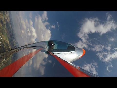 Kunstflug Pilatus B4 Prüfungsprogramm