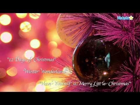 Christmas Music, Carols, and Songs