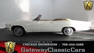 1965 Chevrolet Impala Gateway Classic Cars Chicago #1132