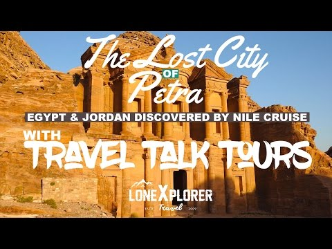 The Lost City of Petra with Travel Talk Tours (2016)