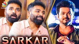 The Song Vijay Sung is Choreographed by Me : Shobi Master | Sarkar, Thalapathy 62 | Official Single