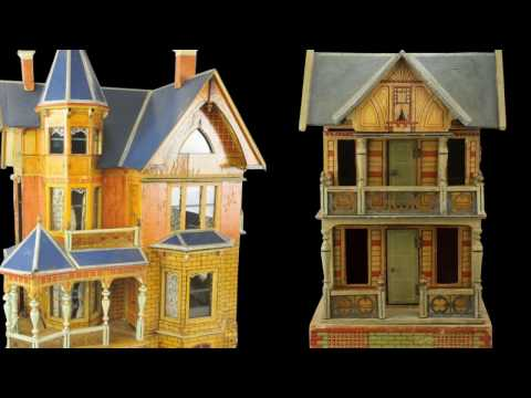 Discover Dollhouses and Miniatures on Ruby Lane