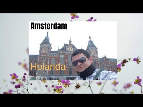 visite amsterdã na holanda