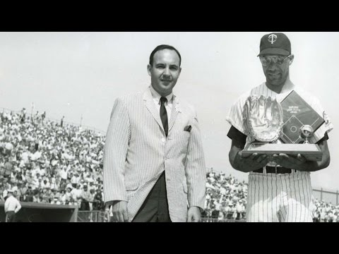 Nov. 18, 1965, Versalles named AL MVP