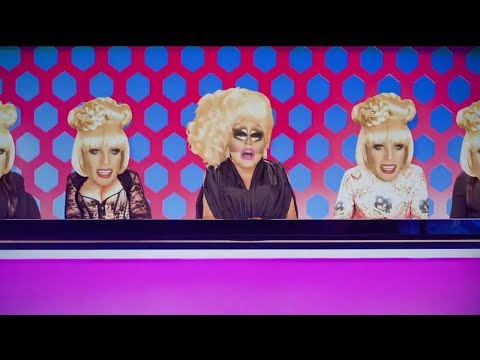 Trixie Mattel's RuPaul Impersonation Compilation & Finally on Snatch Game!