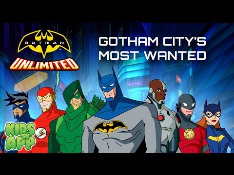 Batman™ Unlimited: Gotham City's Most Wanted (StoryToys Entertainment Limited) - Best App For Kids
