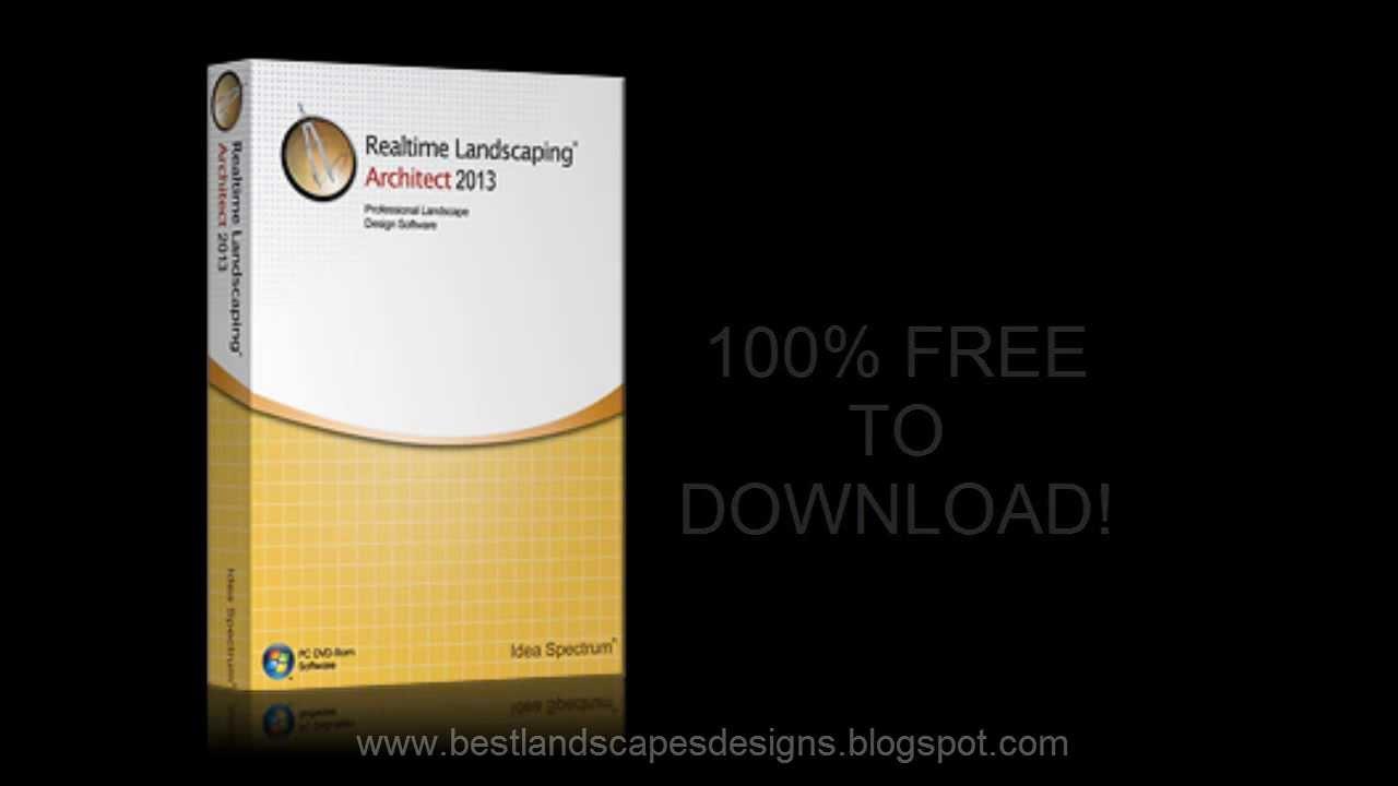 Free Landscaping Design Software 2014