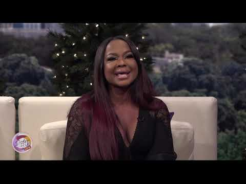 Phaedra Parks | Sister Circle *Full Interview* - YouTube