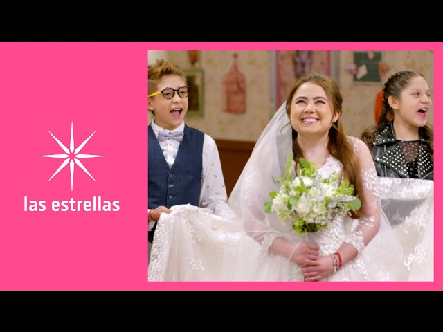 Una familia de diez: ¡Martina se casa! | Este domingo, 7:30 PM #ConLasEstrellas