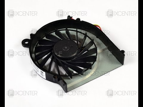 Вентилятор (кулер) для HP Presario CQ56, Pavilion G6-1000, HP 250 G1 (3 Pin) ОРИГИНАЛ