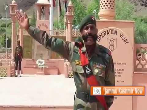 Kargil War Briefing: Live from Kargil War Memorial (विजयपथ)