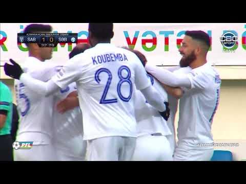 Sabah Baku Sabail Goals And Highlights