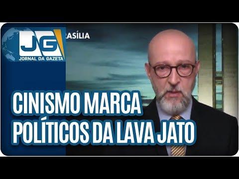 Josias de Souza/Cinismo marca políticos da Lava Jato